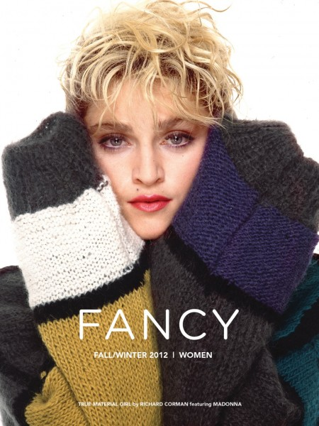 Madonna by Richard Corman for Fancy