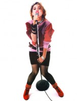 Madonna by Richard Corman for Fancy, 1983 - Spread (3)