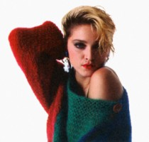 Madonna by Richard Corman for Fancy, 1983 - Spread (5)