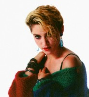Madonna by Richard Corman for Fancy, 1983 - Spread (8)