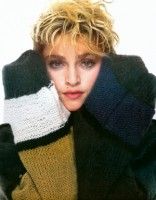 Madonna by Richard Corman for Fancy, 1983 - Spread (10)