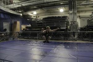 MDNA Tour Behind the Scenes - Slackline with Hayden Nickell, Jaan Roose, Carlos Neto (7)