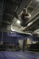 MDNA Tour Behind the Scenes - Slackline with Hayden Nickell, Jaan Roose, Carlos Neto (8)