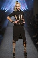 Madonna - Jean Paul Gaultier Fashion Week Paris (1)