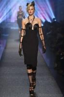 Madonna - Jean Paul Gaultier Fashion Week Paris (3)