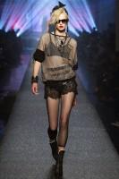 Madonna - Jean Paul Gaultier Fashion Week Paris (5)