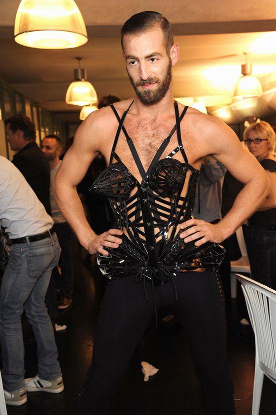 Fashion Show Corset