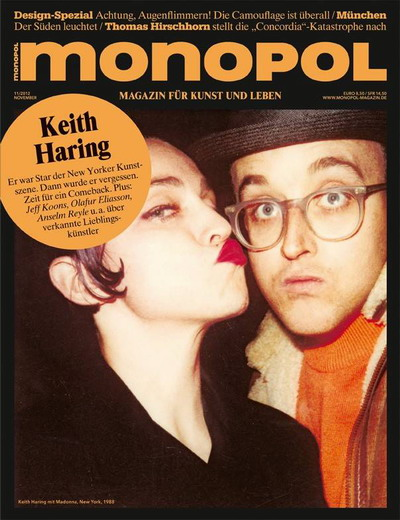 20121021-news-madonna-german-monopol-magazine-keith-haring