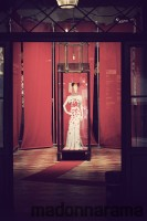 Madonna Vionnet Dress Venice -  Palazzo Mocenigo Museum  (3)