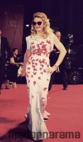 Madonna Vionnet Dress Venice -  Palazzo Mocenigo Museum  (9)