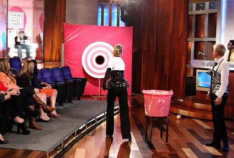 Madonna on Ellen DeGeneres - Promo pictures (2)