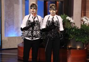 29 October 2012 - Madonna on The Ellen DeGeneres Show (7)