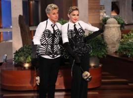 29 October 2012 - Madonna on The Ellen DeGeneres Show (8)