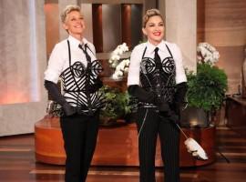 29 October 2012 - Madonna on The Ellen DeGeneres Show (11)