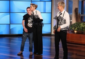 29 October 2012 - Madonna on The Ellen DeGeneres Show (14)