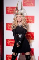 Madonna at Madame Tussauds in Las Vegas (3)