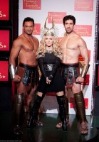 Madonna at Madame Tussauds in Las Vegas (4)