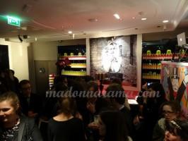 Madonna Transformational Exhibition W Hotel Opera Paris (10)