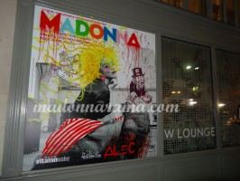Madonna Transformational Exhibition W Hotel Opera Paris (15)