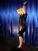 Madonna Wax Figure in Istanbul Reveiled (6)