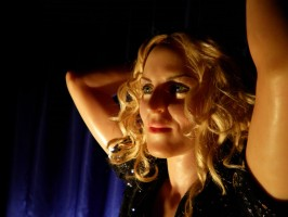 Madonna Wax Figure in Istanbul Reveiled (7)