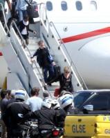 Madonna arriving at the Galeao Airport, Rio de Janeiro (3)