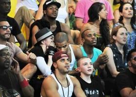 Madonna attends AfroReggae in Rio de Janeiro - Part 2 (2)