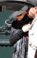 Madonna leaving Four Seasons Hotel in Buenos Aires (2)