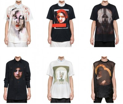 Madonna Givenchy Riccardo Tisci