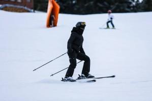 Madonna skiing in Gstaad, Switzerland - Part 2 (19)