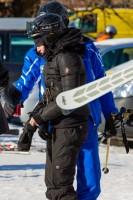 Madonna skiing in Gstaad, Switzerland - Part 2 (27)