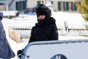 Madonna skiing in Gstaad, Switzerland - Part 2 (32)