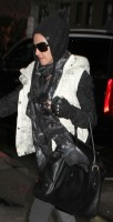 Madonna at the Kabbalah Centre, 12 January 2013 (1)