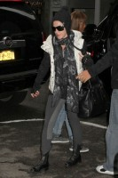 Madonna at the Kabbalah Centre, 12 January 2013 (2)