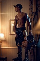 Brahim Zaibat by Sebastian Faena for VMan magazine 01