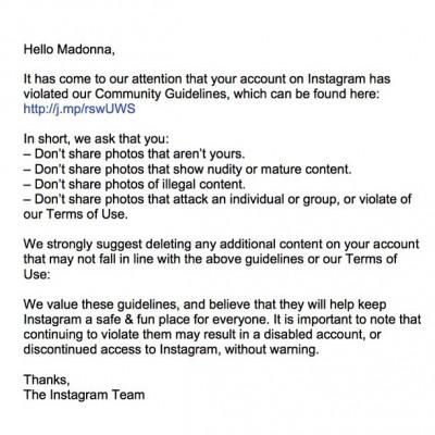 Madonna on Instagram (18)