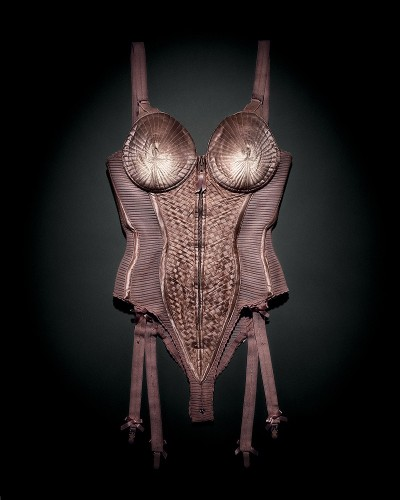Madonna Jean Paul Gaultier London Corset Blond Ambition Tour