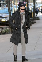 Madonna out and about New York - 3 March 2013 (1)