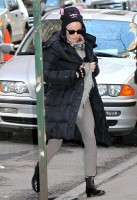 Madonna out and about New York - 3 March 2013 (2)