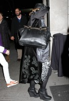 Madonna at the Kabbalah Center - 15 March 2013 (1)