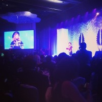 Madonna dressed up as boy scout at the GLAAD Media Awards (6)