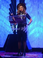 Madonna dressed up as boy scout at the GLAAD Media Awards - Anderson Cooper - Backstage - HQ (41)