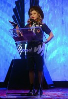 Madonna dressed up as boy scout at the GLAAD Media Awards - Anderson Cooper - Backstage - HQ (77)