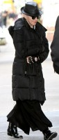 Madonna out and about New York, Kabbalah Centre - 23 March 2013 (1)