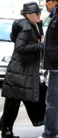 Madonna out and about New York, Kabbalah Centre - 23 March 2013 (2)