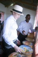Madonna visits Mphandula Childrencare Centre in Namitete, Malawi - 5 April 2013 (8)