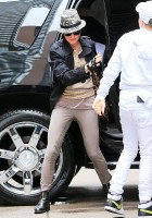 Madonna at the Kabbalah Centre, New York [13 April 2013] (2)