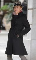 Madonna at the Kabbalah Centre, New York [13 April 2013] - Part 2 (4)
