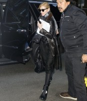 Madonna out and about, New York - 15 April 2013 (3)