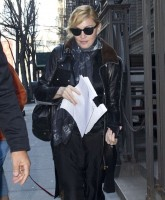 Madonna out and about, New York - 15 April 2013 (5)